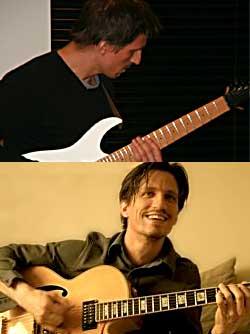 Muziekleraar gitaar Lars Bauer