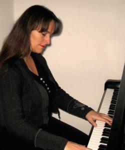 Muziekleraar piano Irene Duijne