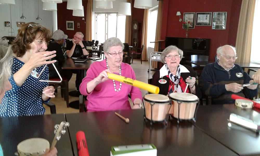 Cultuurcoach Senioren