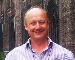 Muziekleraar piano Pieter Bas Huygen