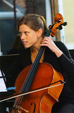 Cello - Laura Conesa