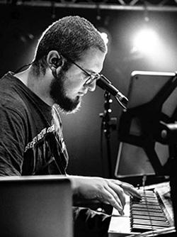 Keyboard Hans van der Meer